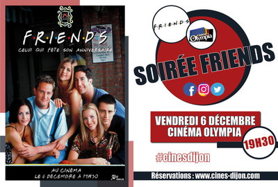 FRIENDS 25