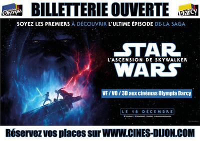 BILLETTERIE STAR WARS