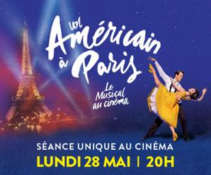 UN AMERICAIN A PARIS